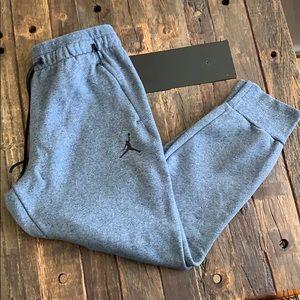 Nike Men's Jordan Icon Fleece Cuffed Sweatpant